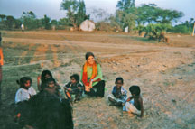 Kristin's Life in the DTS India Field