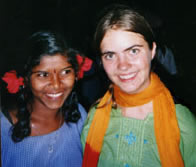Kristin's Life in the DTS India Girl