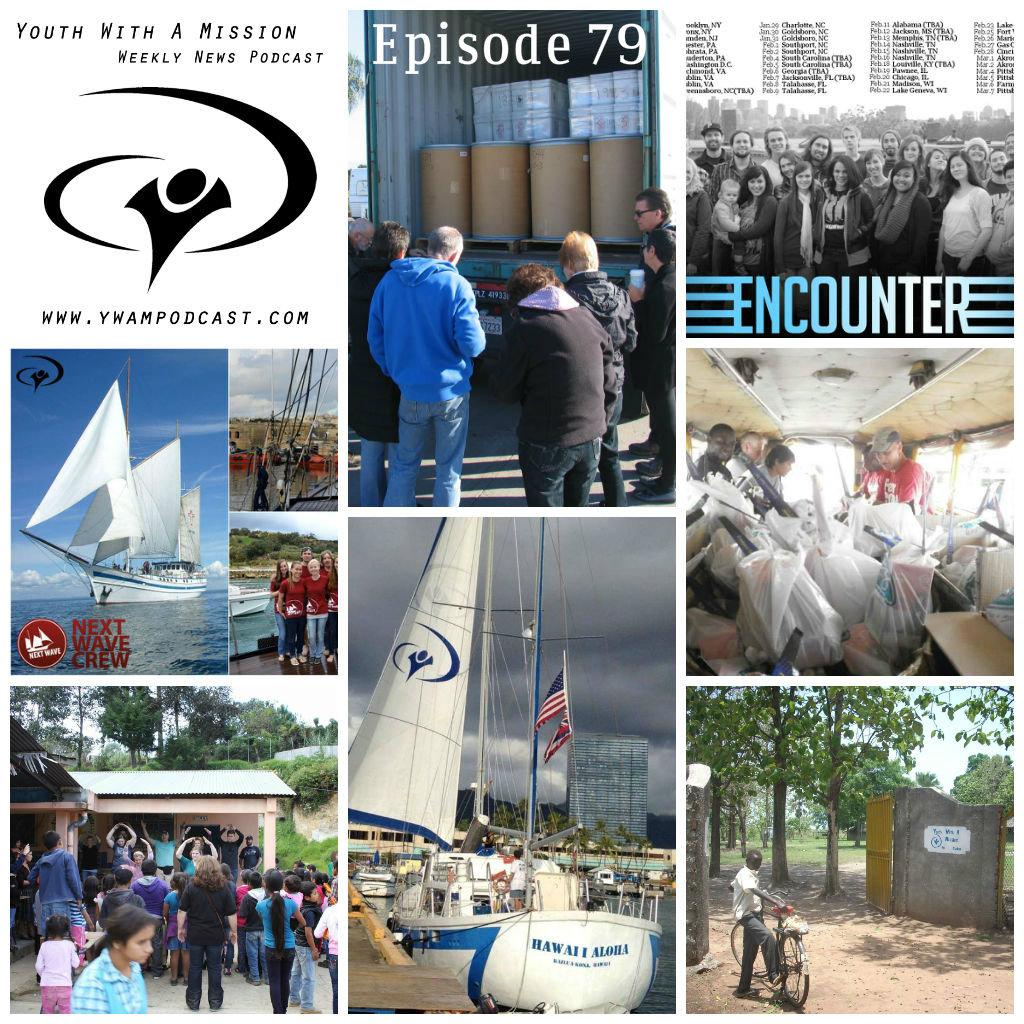 YWAM Podcast Episode 79