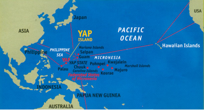 Yap Map