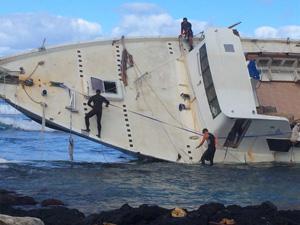 YWAM Ships Hawaii Aloha Salvage