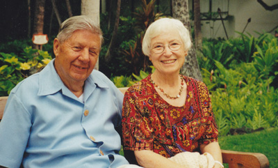 Douglas and Margaret Feaver joined YWAM in 1985