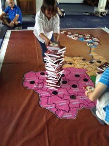 YWAM Bangkok Prays for Bible Distribution