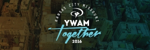 YWAM Together Kansas City 2016 Banner