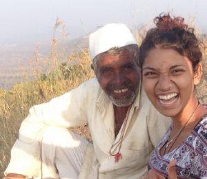 Sophie in India
