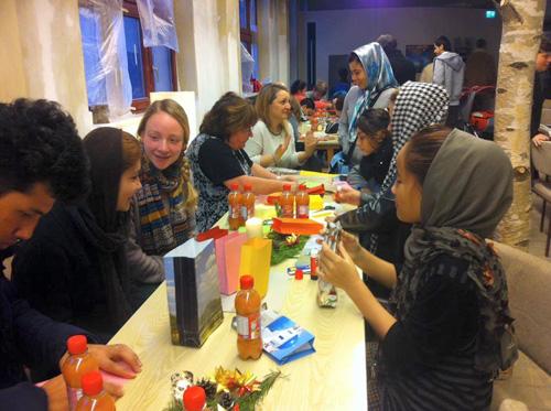 Germany Refugee Visiting