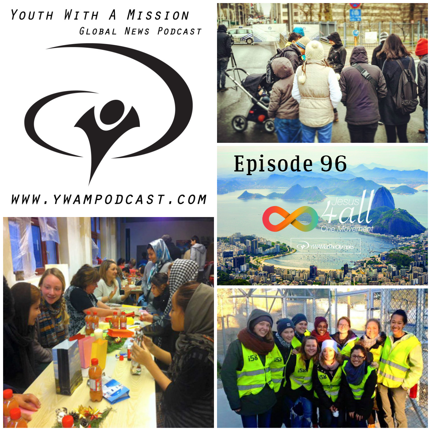 YWAM News Show Podcast 96