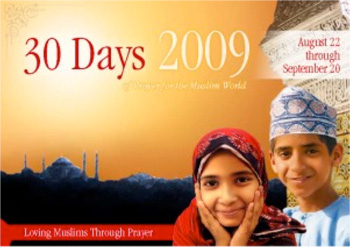 30 Days booklet from 2009