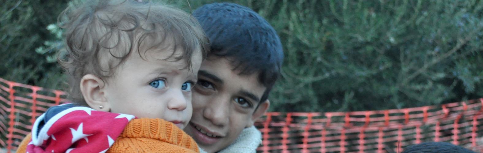 Refugees-Kids-Lesbos-Slider