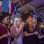 Prayer at YWAM DNA Germany Event