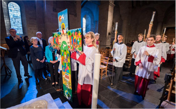 Catholic-Lutheran Reformation Commemoration, October 2016